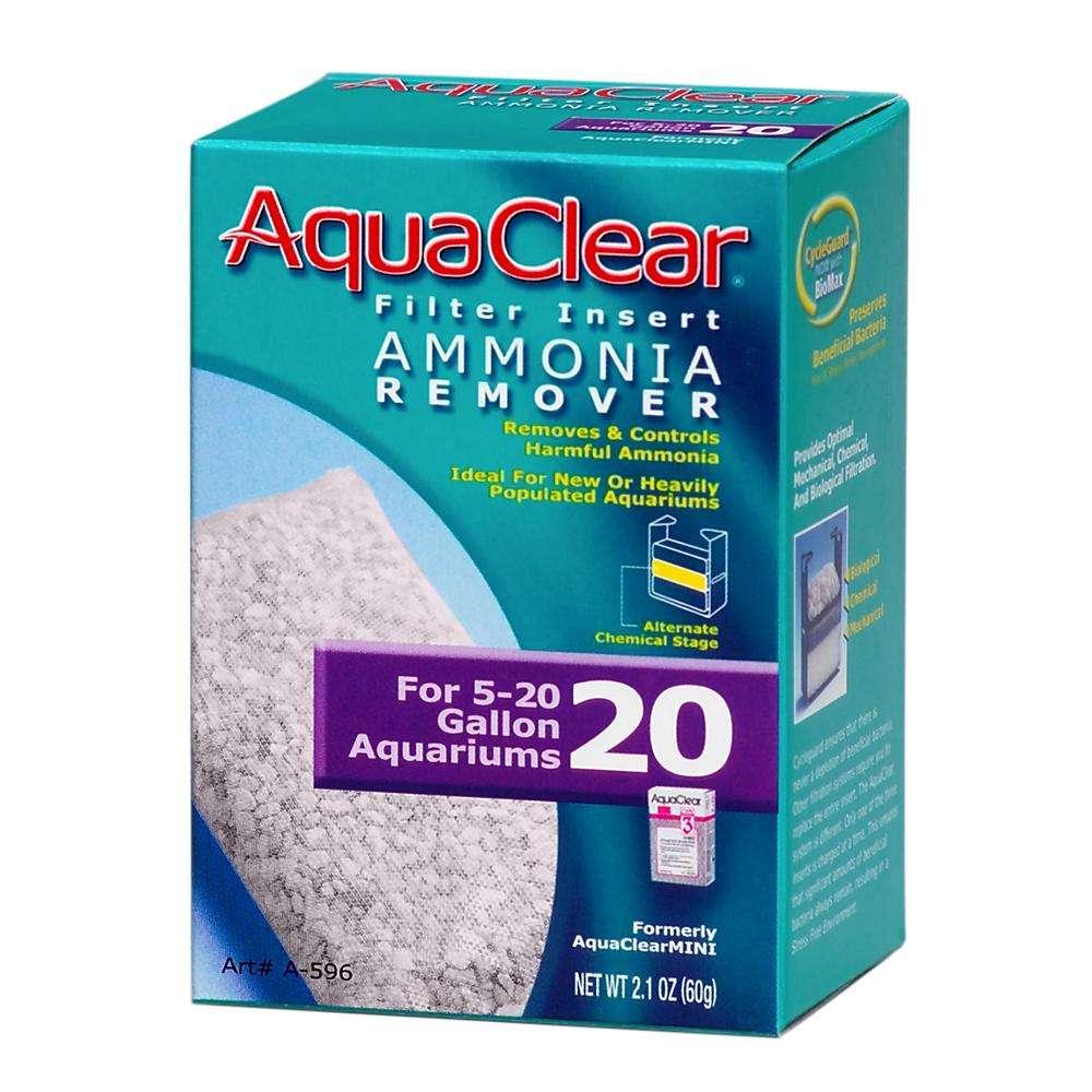 AquaClear 20 Ammonia Remover Aquarium Filter Insert