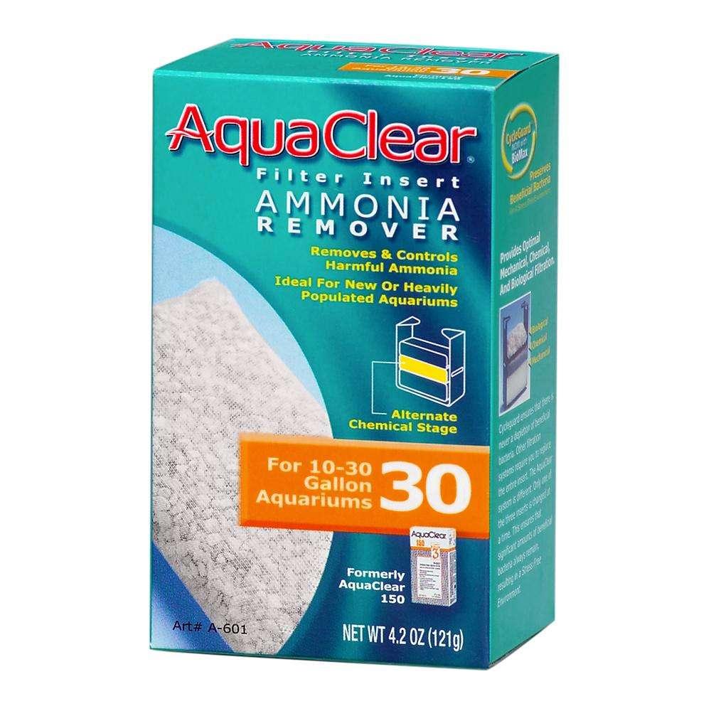 AquaClear 30 Ammonia Remover Aquarium Filter Insert