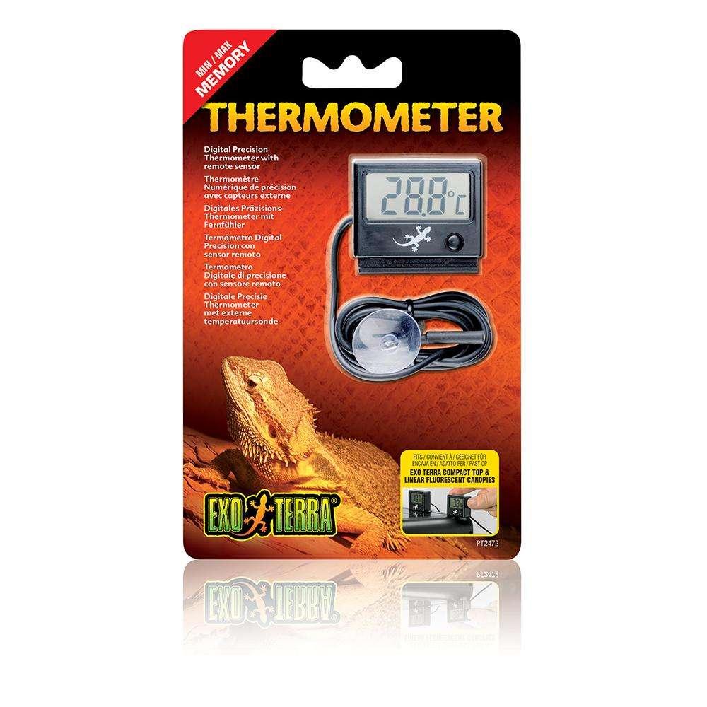 Exo Terra Terrarium Digital Thermometer