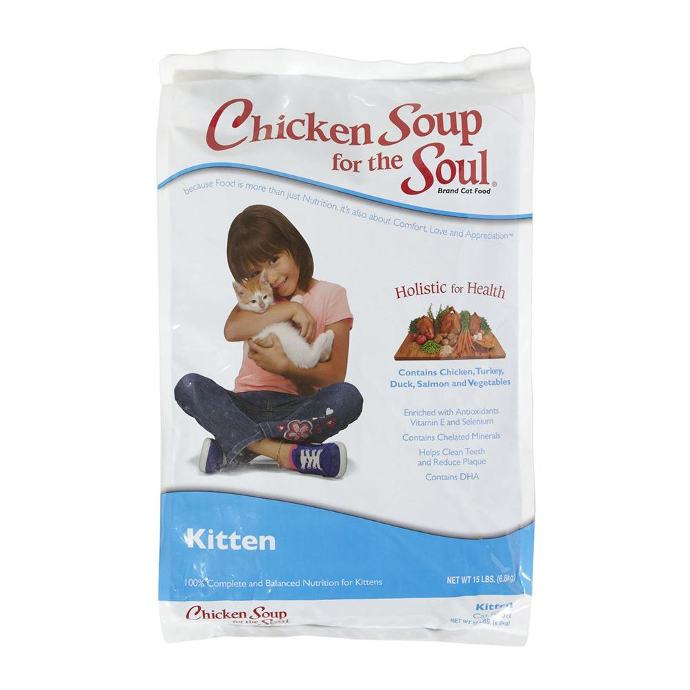 Chicken Soup for the Kitten Lovers Soul 5 Lb