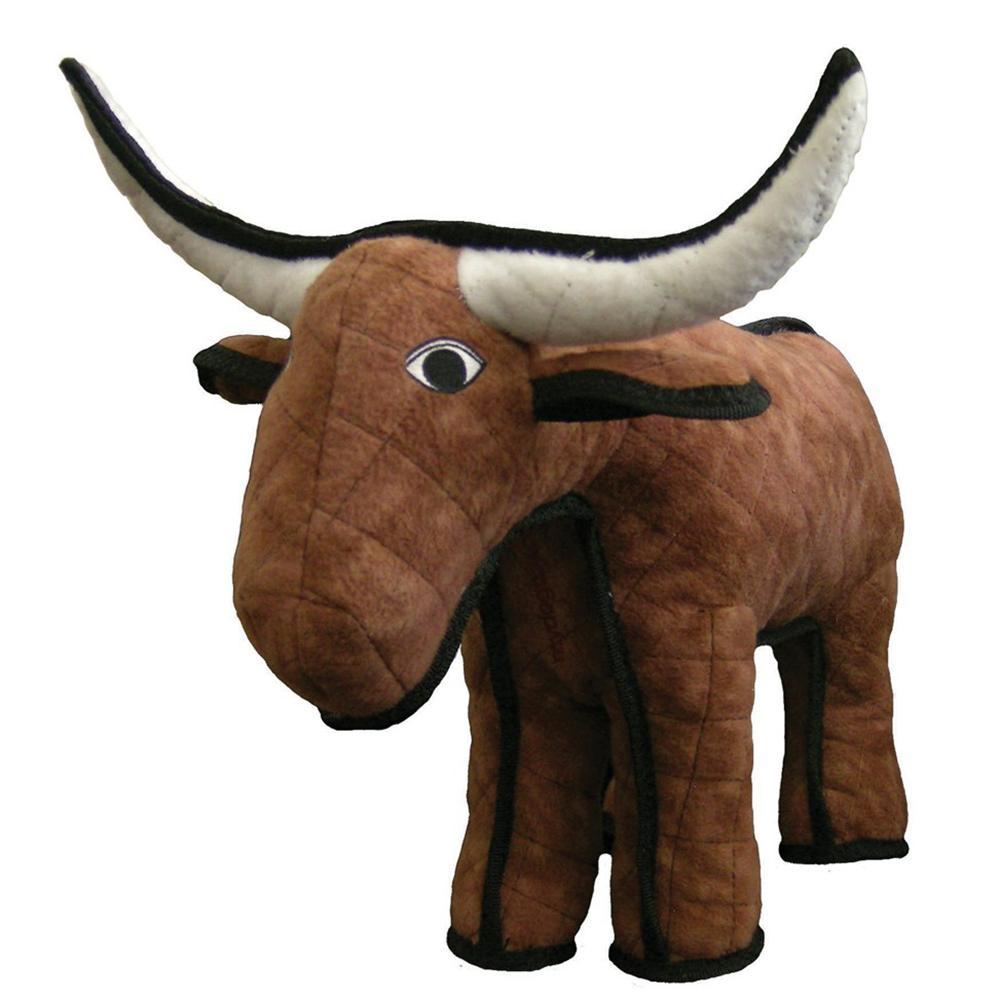 Tuffy's Bevo the Bull Dog Toy
