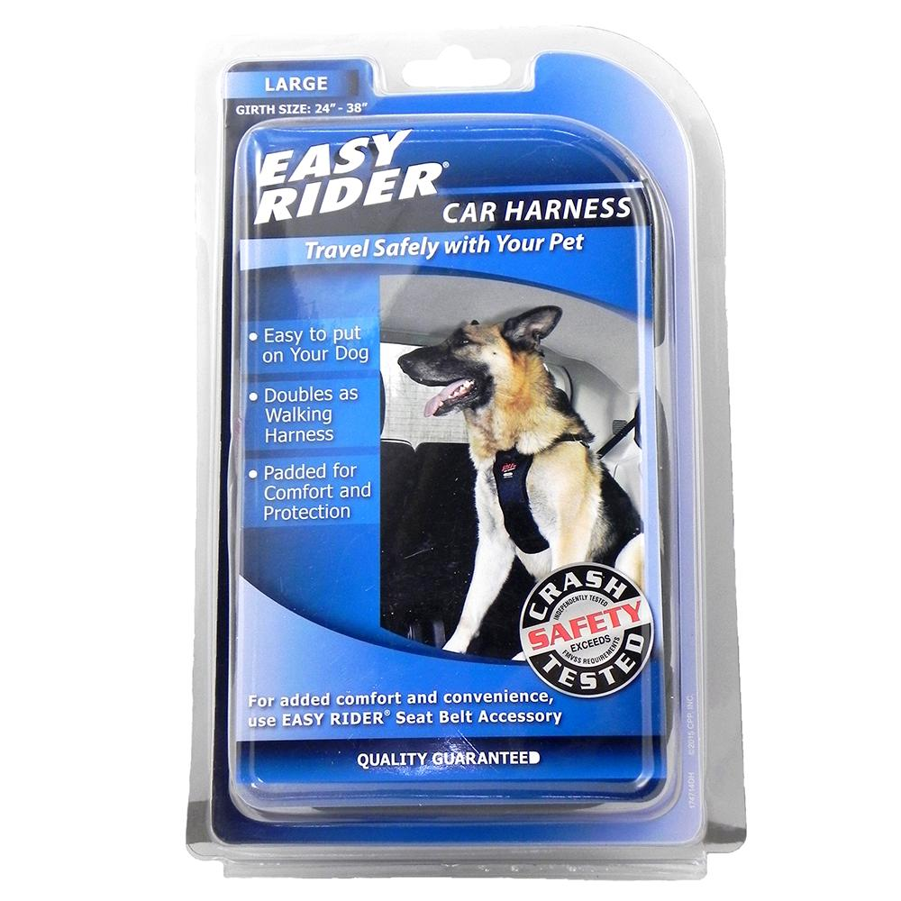Easy Rider Dog Car Harness Large