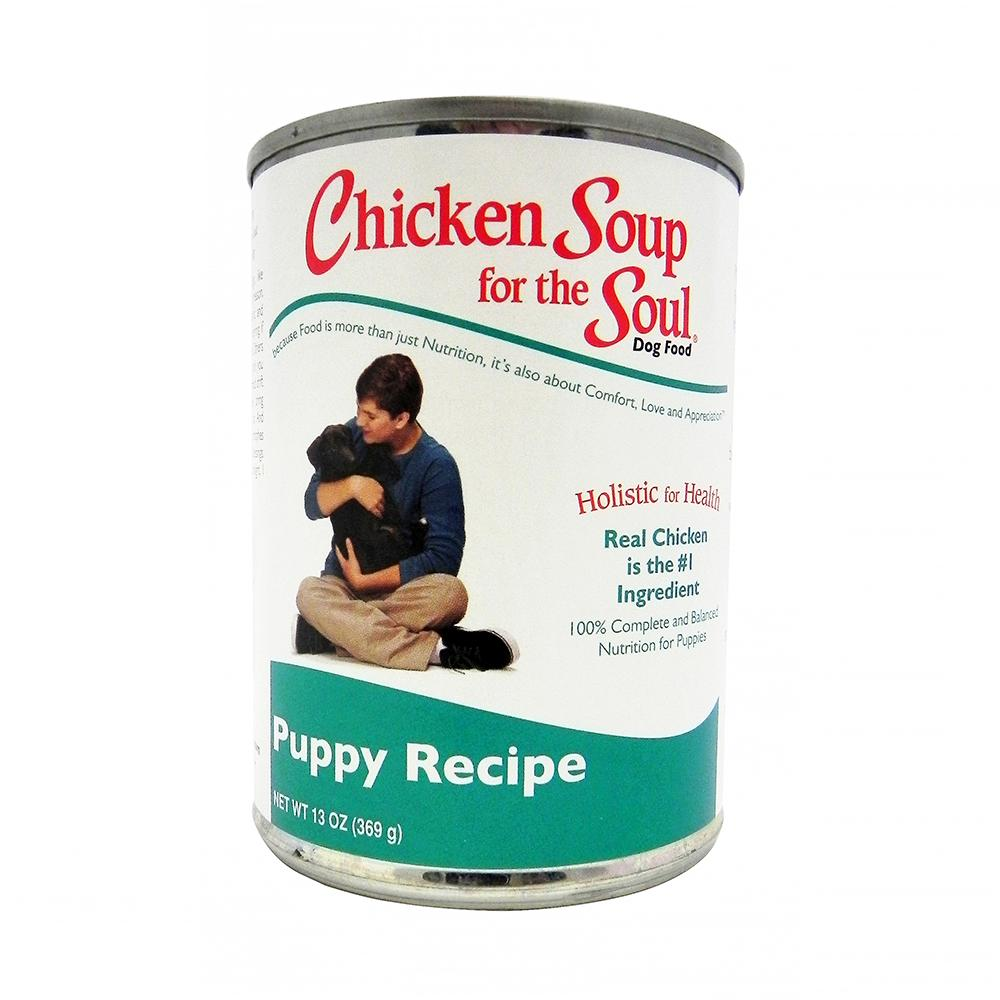 Chicken Soup for the Puppy Lovers Soul 24 Cans Case