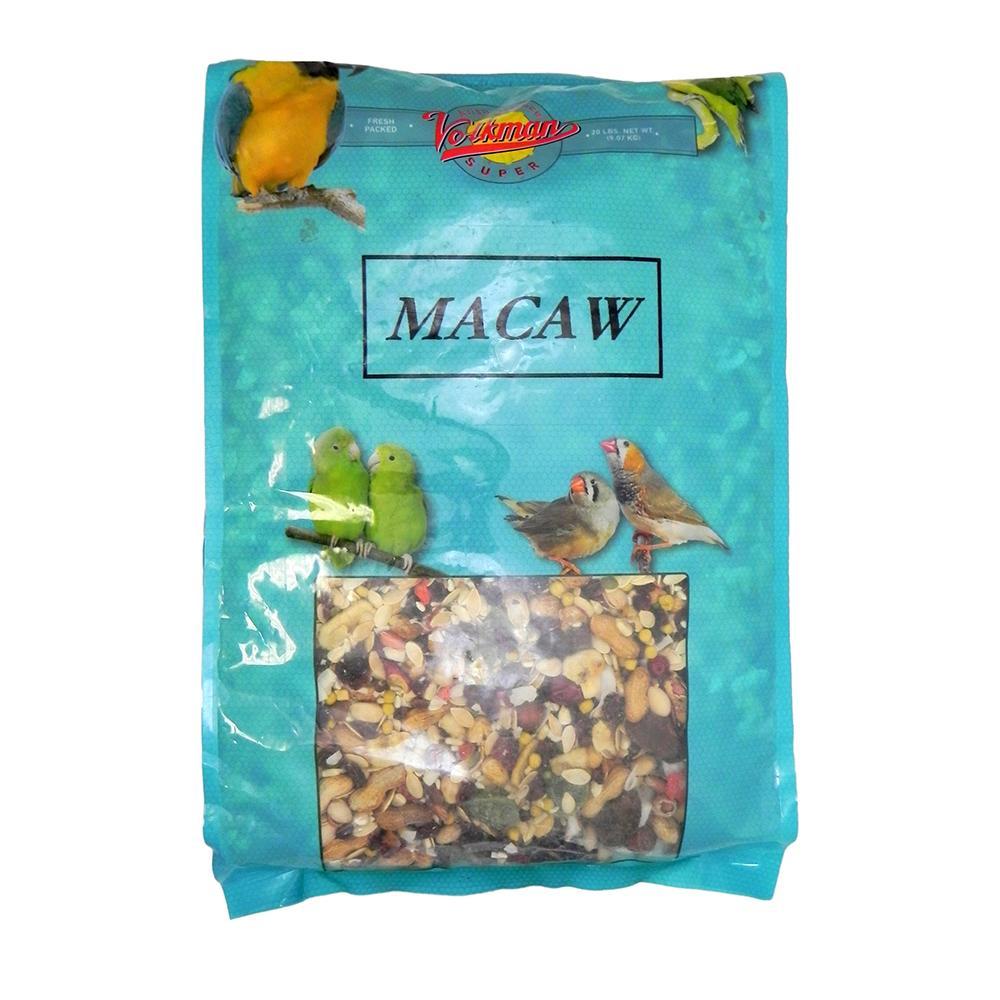 Avian Science Super Macaw Mix 20 lb