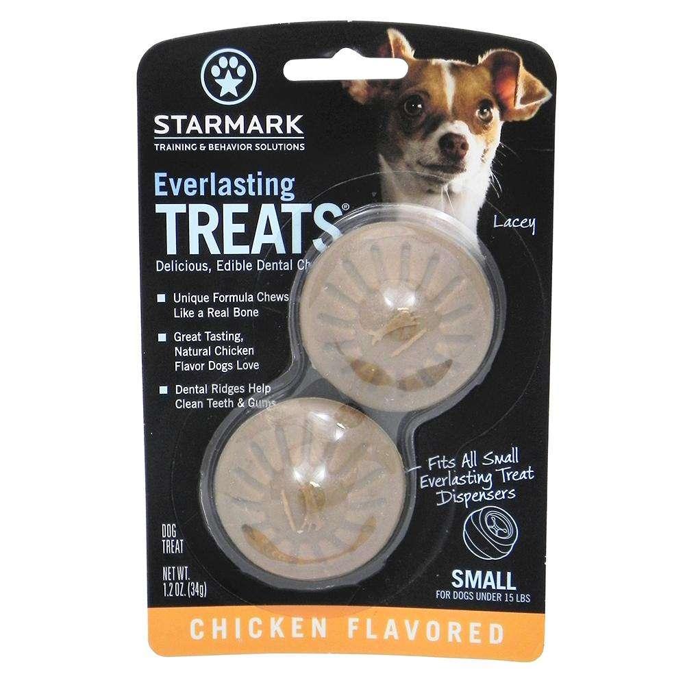 Everlasting Treats refill Chicken Small 2 pack Dog Treat