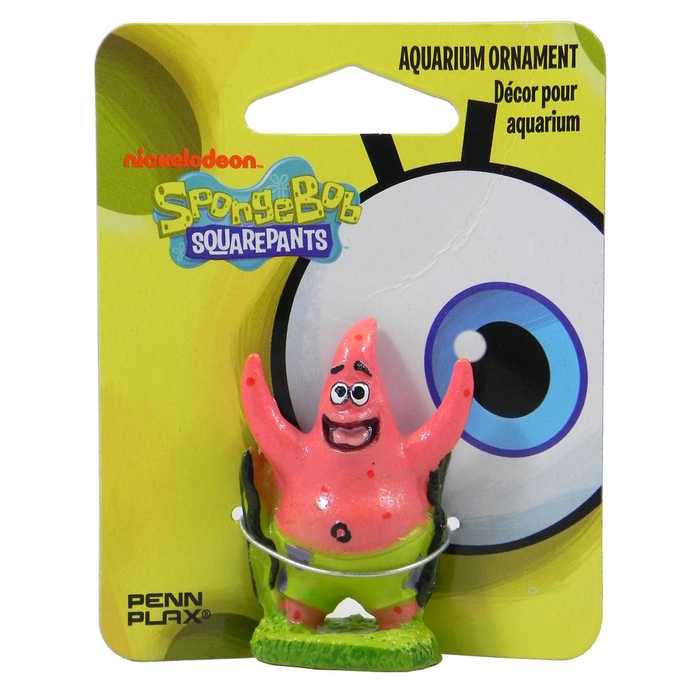 Patrick SpongeBob Aquarium Ornament