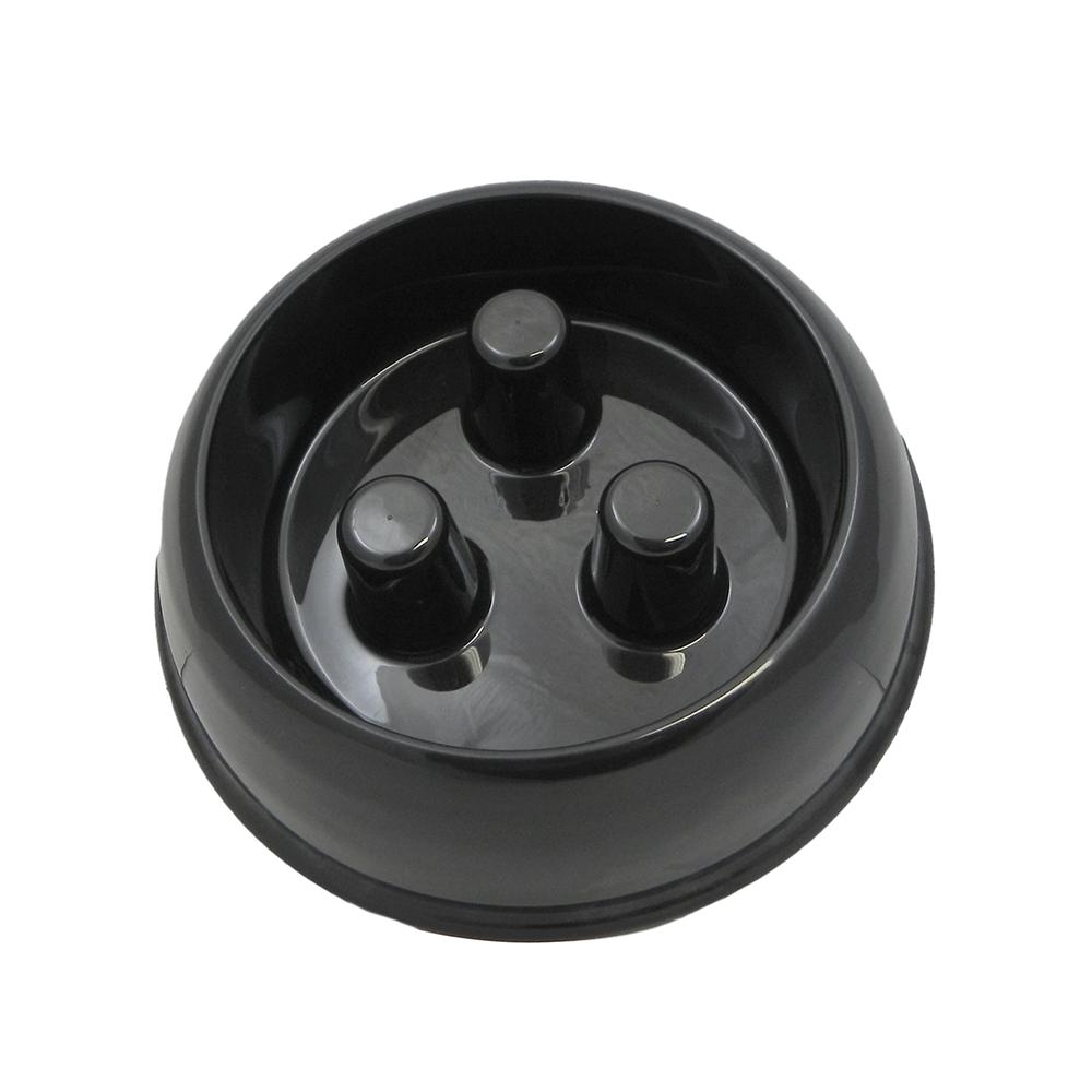 Brake-Fast Dog Bowl Large Black