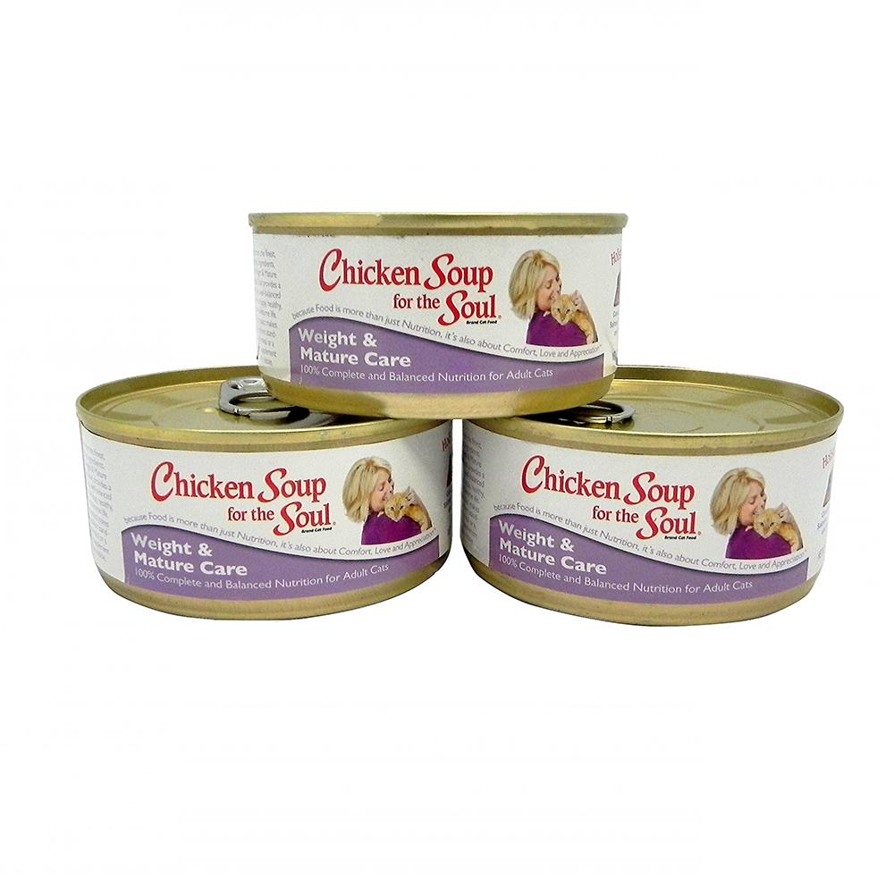 Chicken Soup for the Cat Lover's Soul Light Case