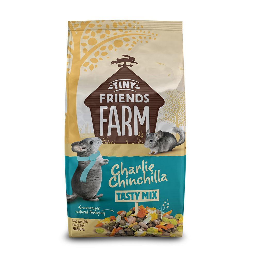 Charlie Chinchilla Food Pellets 2lb