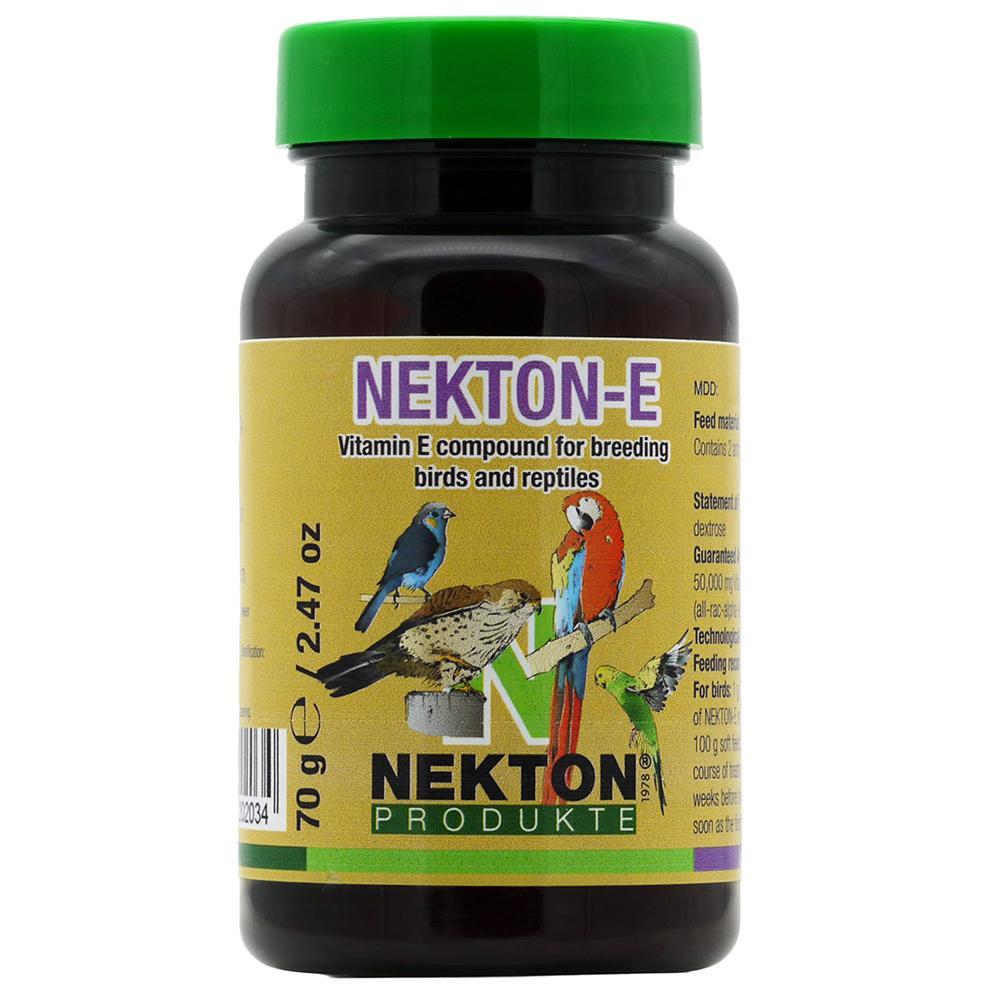 Nekton-E Vitamin E Supplement for Birds 70g (2.50oz ...