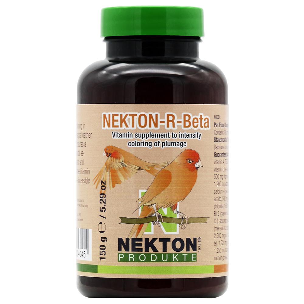 Nekton-R-Beta Enhances Red Color in Birds 150g (5.29oz)