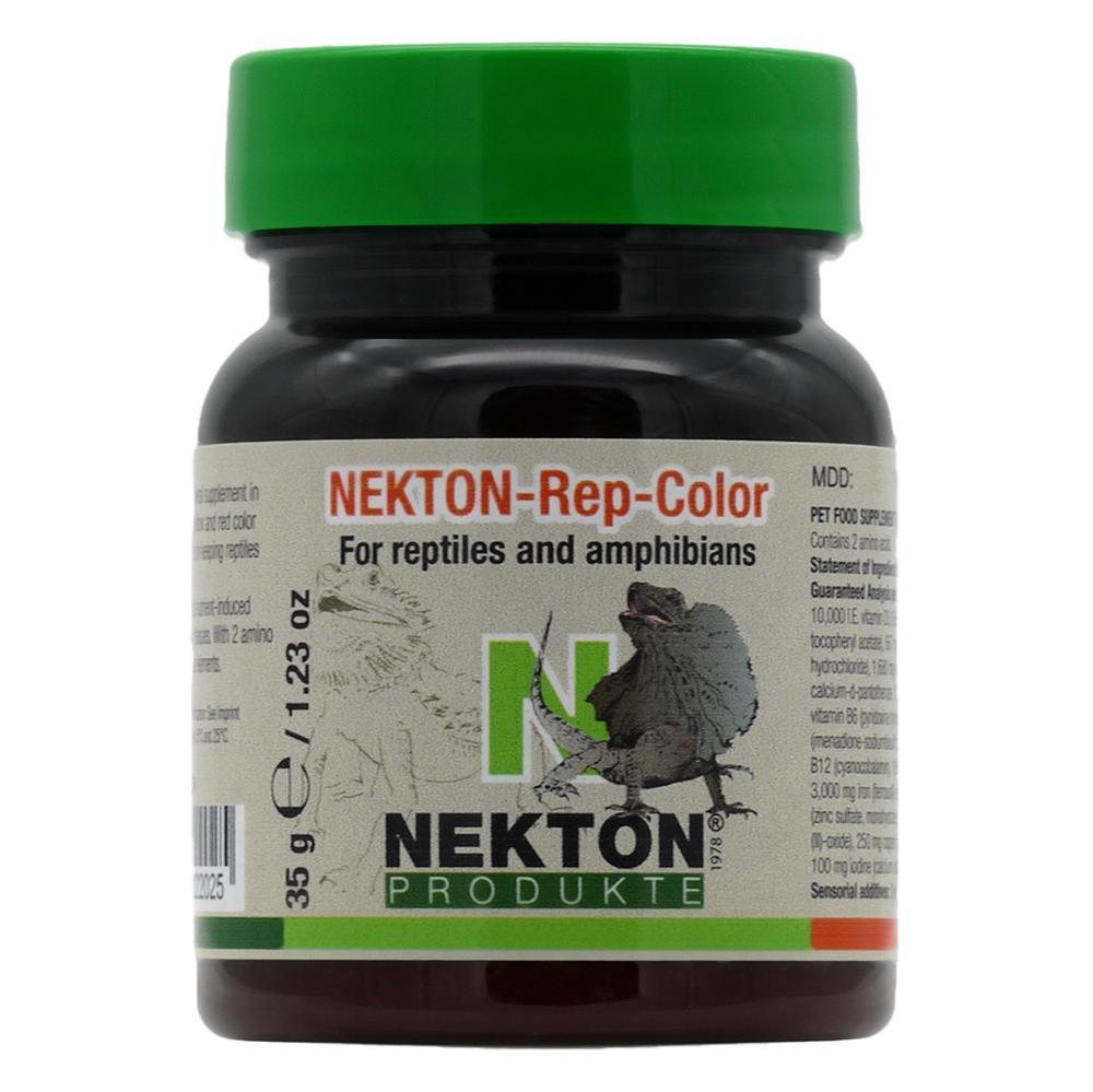 Nekton-Rep-Color Adds Color Enhancement to Nekton-Rep  35g