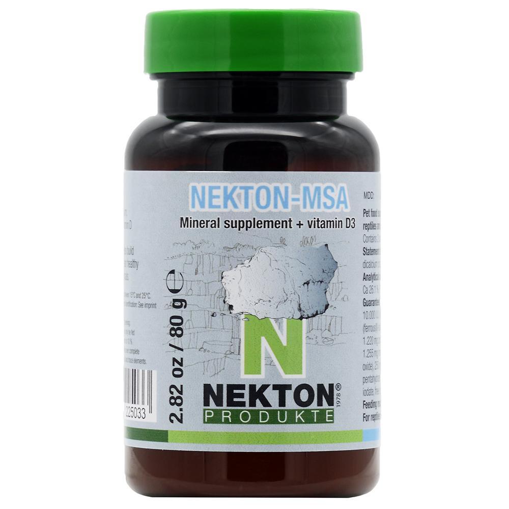 Nekton-MSA High-Grade Mineral Supplement for Pets  80g
