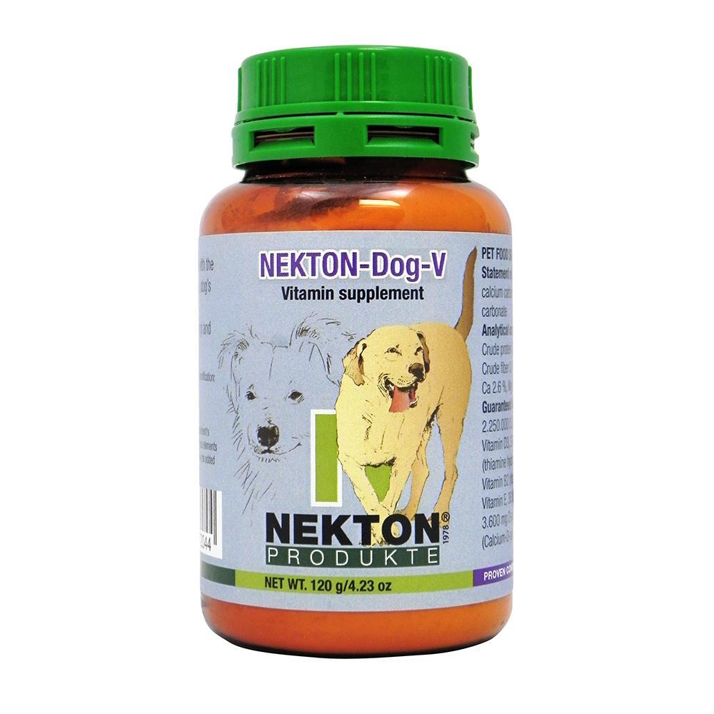 Nekton-Dog-V Canine Vitamin Supplement 120g (4.23oz)