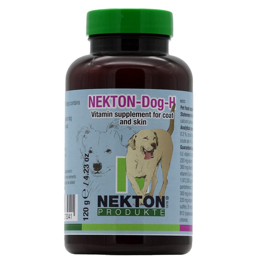 Nekton-Dog-H Canine Vitamin Supplement 120g (4.23oz)