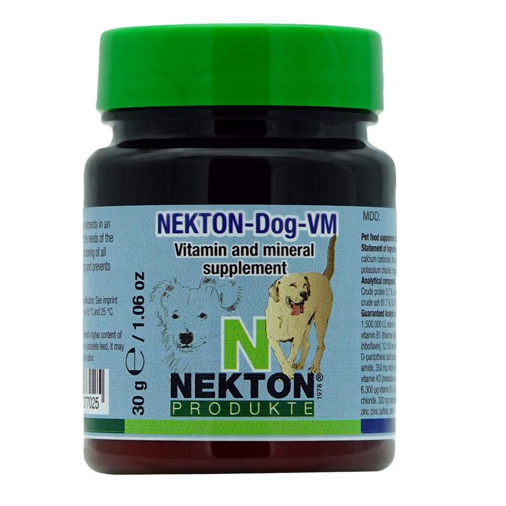 Nekton-Dog-VM Canine Vitamin, Mineral, Trace Supplement  30g