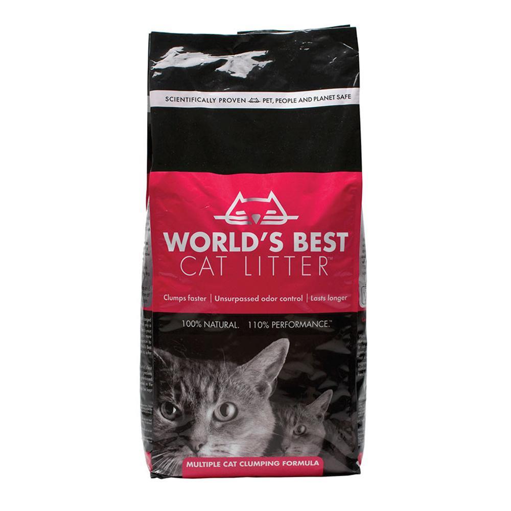 World's Best Cat Litter Multi Cat Formula 28 Lb