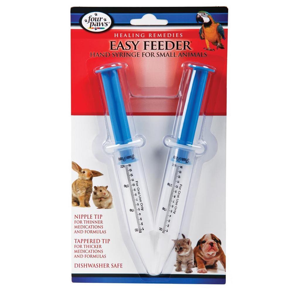 Four Paws Easy Feeder Syringe 2pk