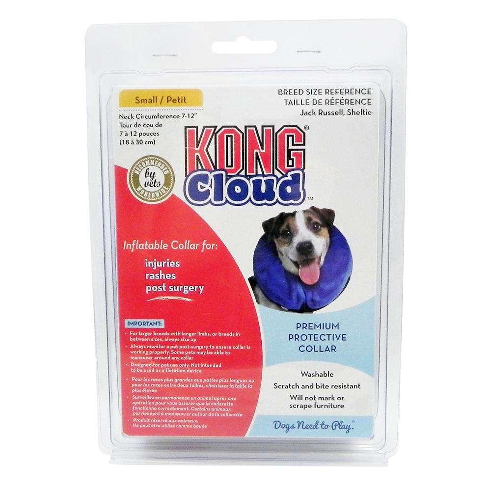 Kong Cloud Soft Inflatable E-Collar Small