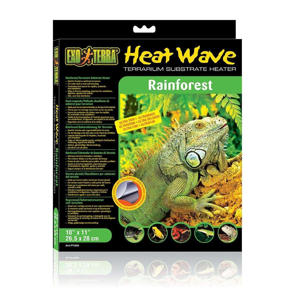 Exo Terra Heat Wave Rainforest Terrarium Heater Medium
