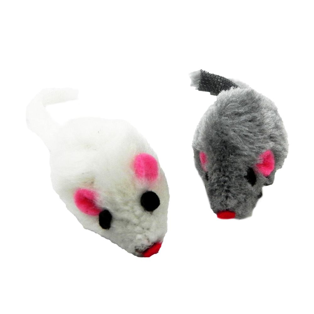 Cloth Mouse Cat Toy