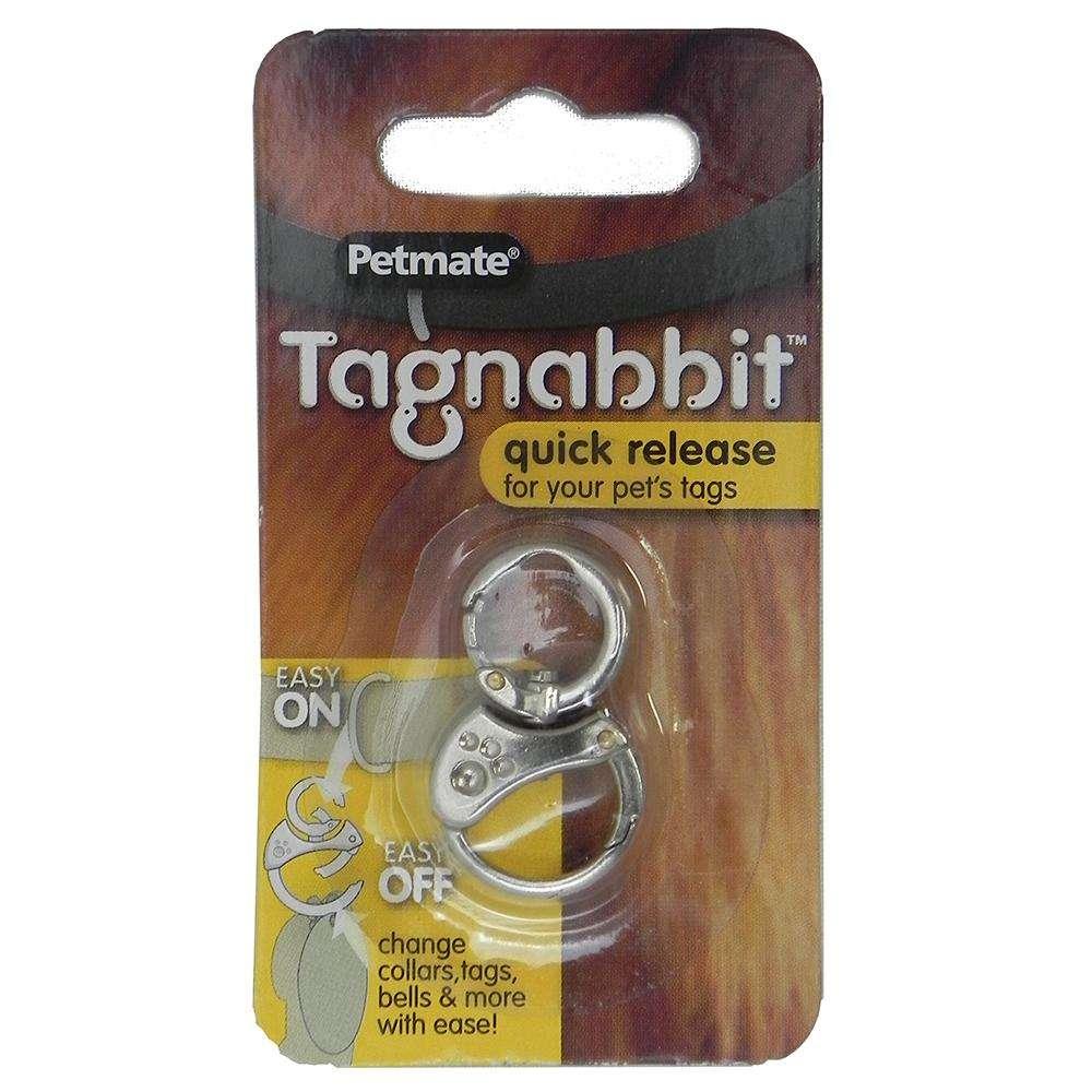 Tagnabbit Pet ID Tag Quick Release Accessory