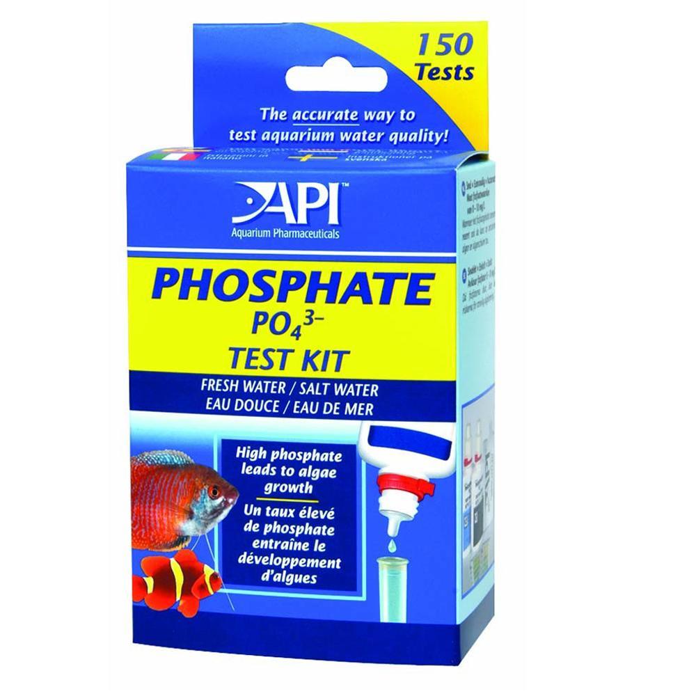 API Fresh and Saltwater Aquarium Phosphate Test Kit