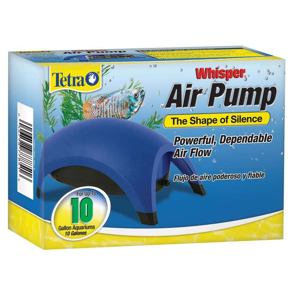 Tetra Whisper Air Pump 10 Gallon