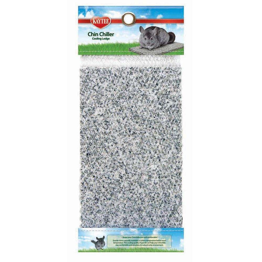 Chin-Chiller Chinchilla Granite Cooling Stone