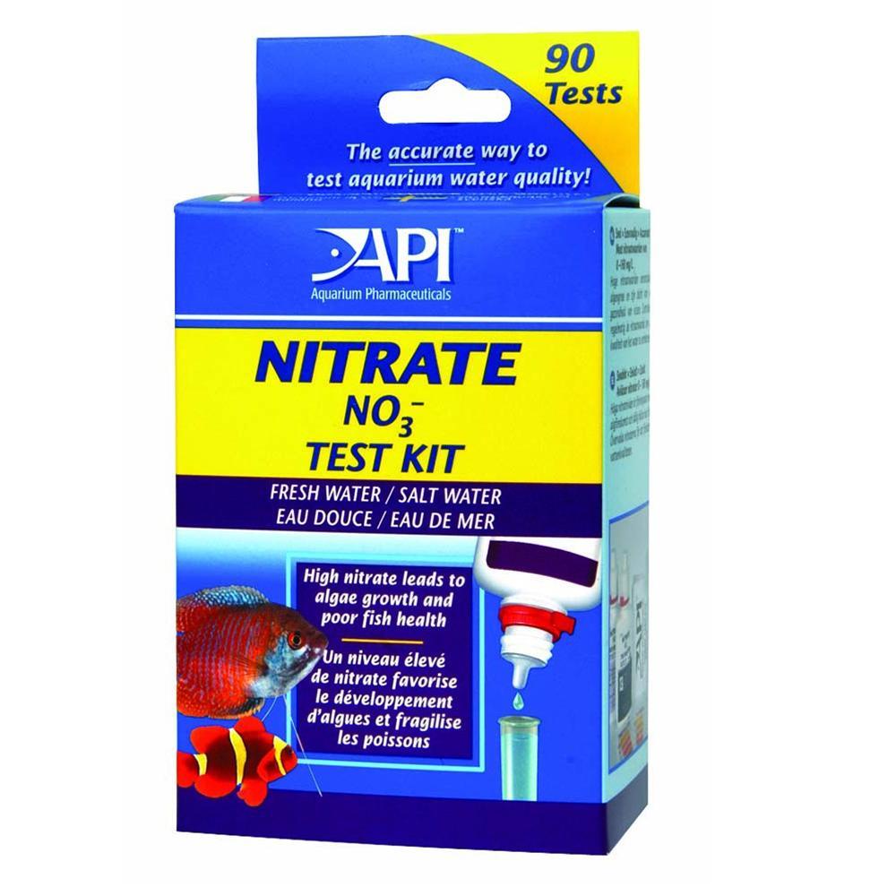 API Nitrate Aquarium Test Kit for Fresh and Marine Tanks