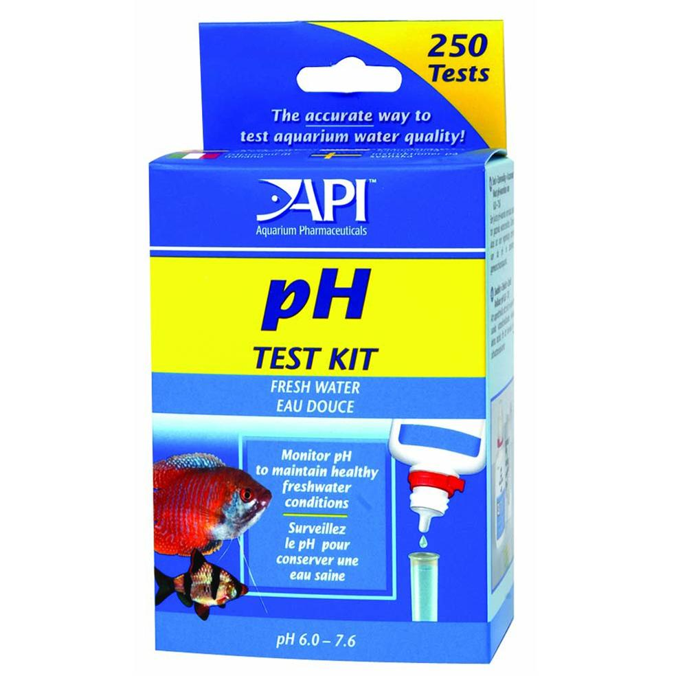 API Freshwater pH Aquarium Test Kit
