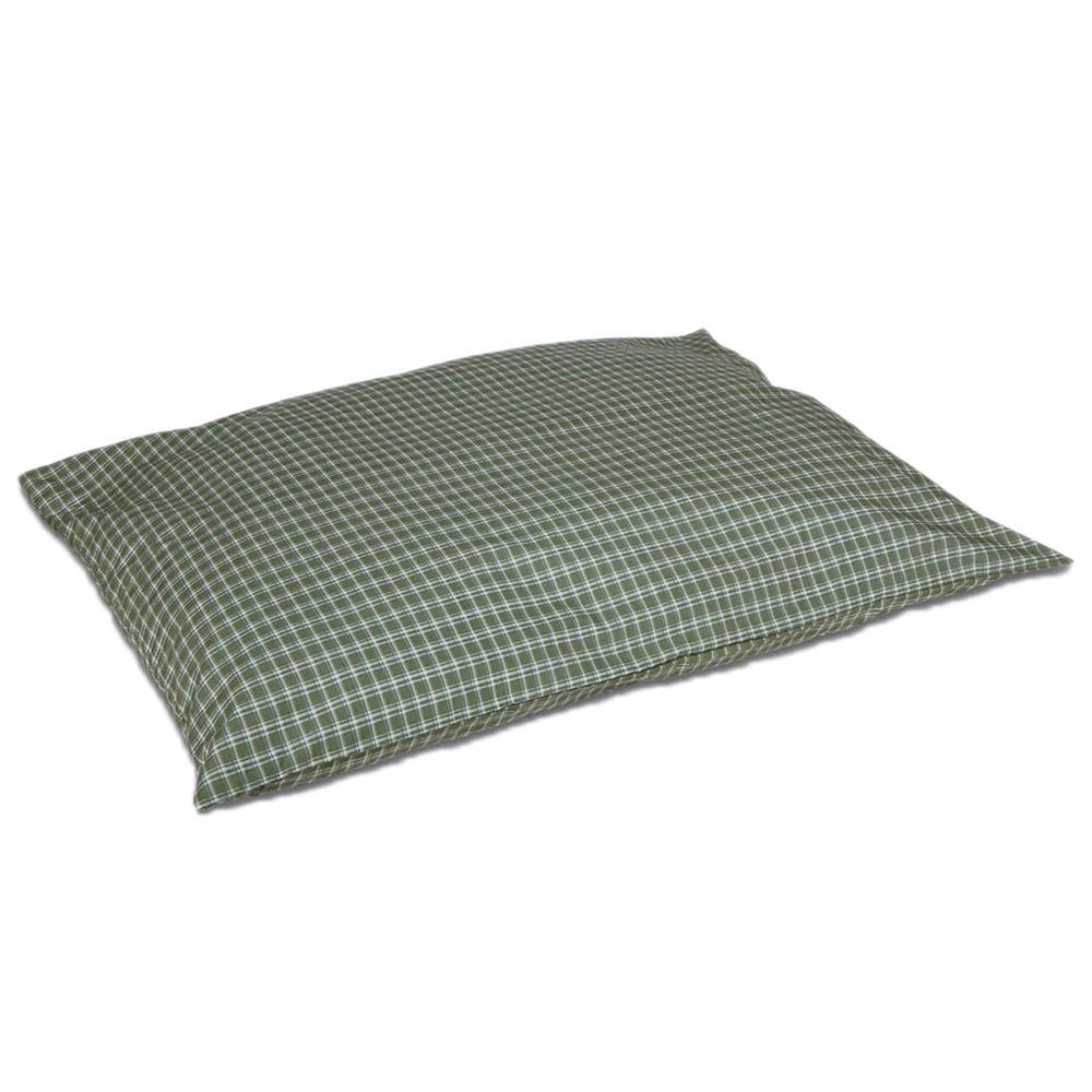 Aspen Pet Large Cedar Pillow Dog Bed 30 x 40-inch