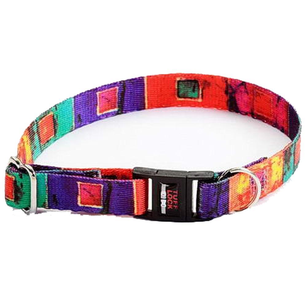 Tuff-Lock Cat Break-Away Glass Adjustable Cat Collar