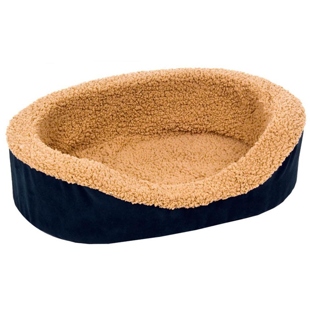 Classic Medium Lounger Bed for Dogs and Cats