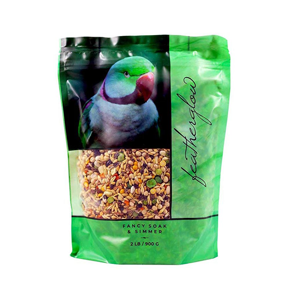Featherglow Fancy Soak and Simmer Bird Food 2Lb.