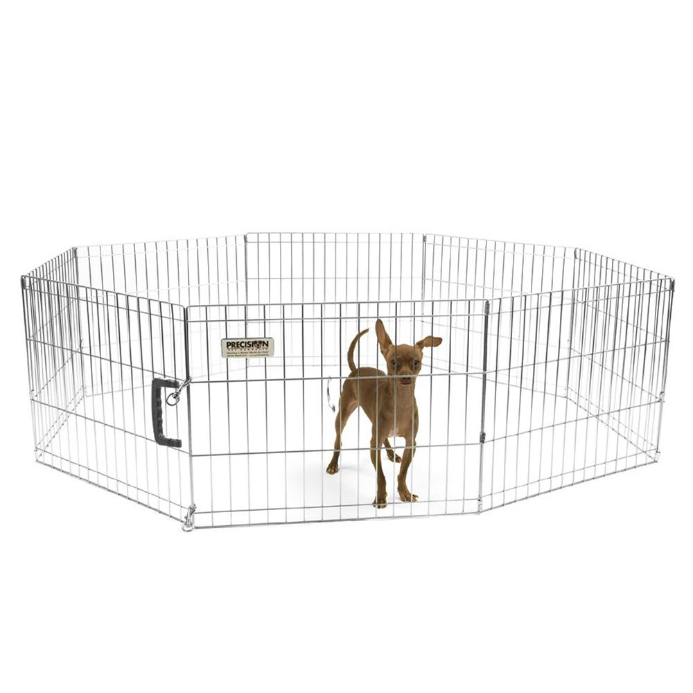 Precision Choice Play Yard Pet Exercise Pen 18-inch