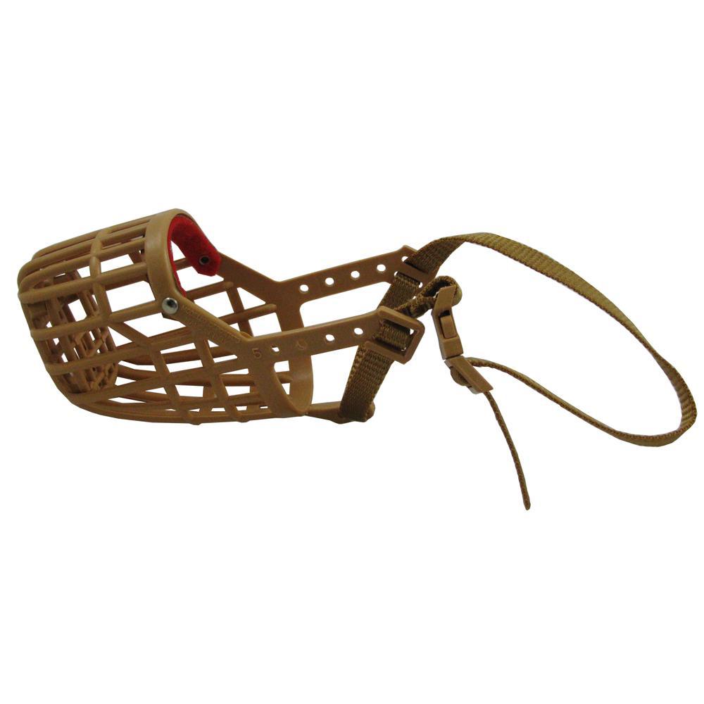 Dog Muzzle, Flexible Basket Size  5