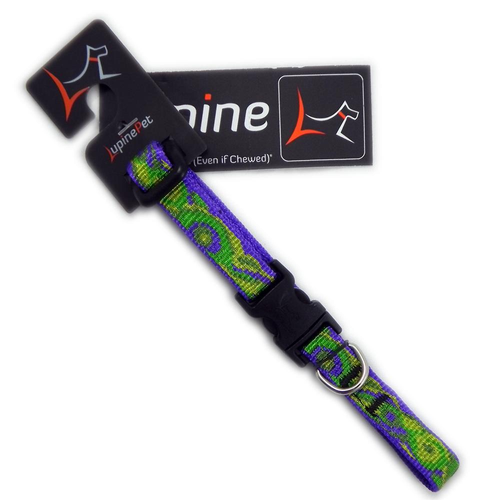 Dog Collar Adjustable Nylon Big Easy 8-12 1/2 inch wide