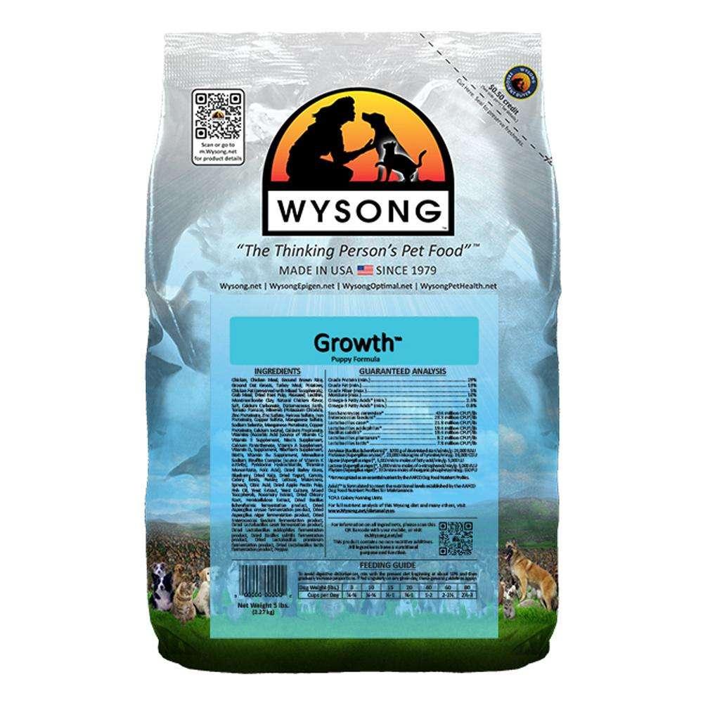 Wysong Growth Premium Puppy Food 5Lb.