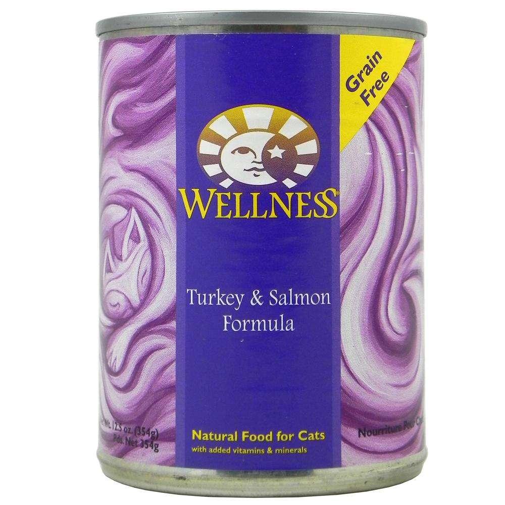 Wellness Cat TrkSalm 13oz each