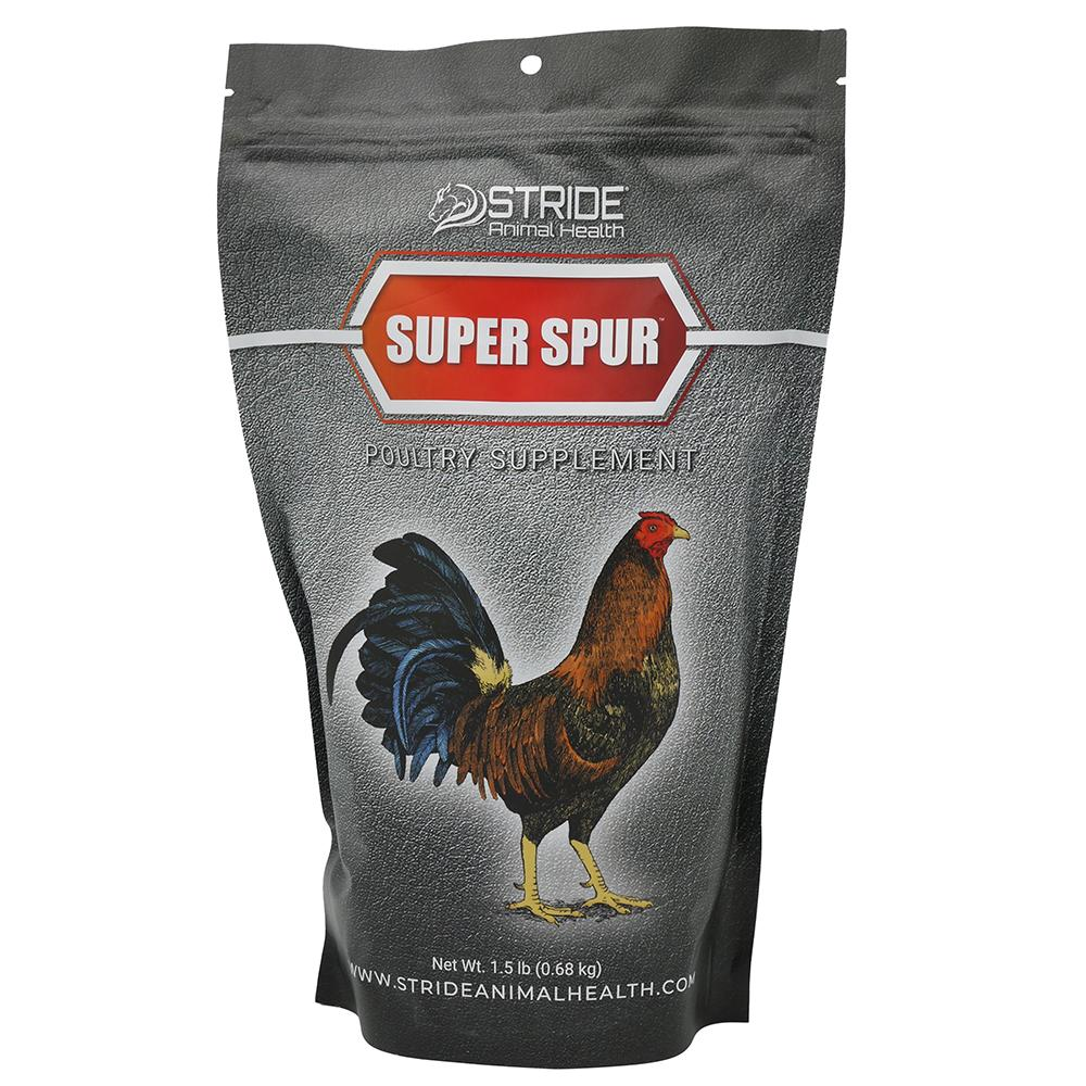 Super Spur Poultry Game Bird Supplement 1.5 lb