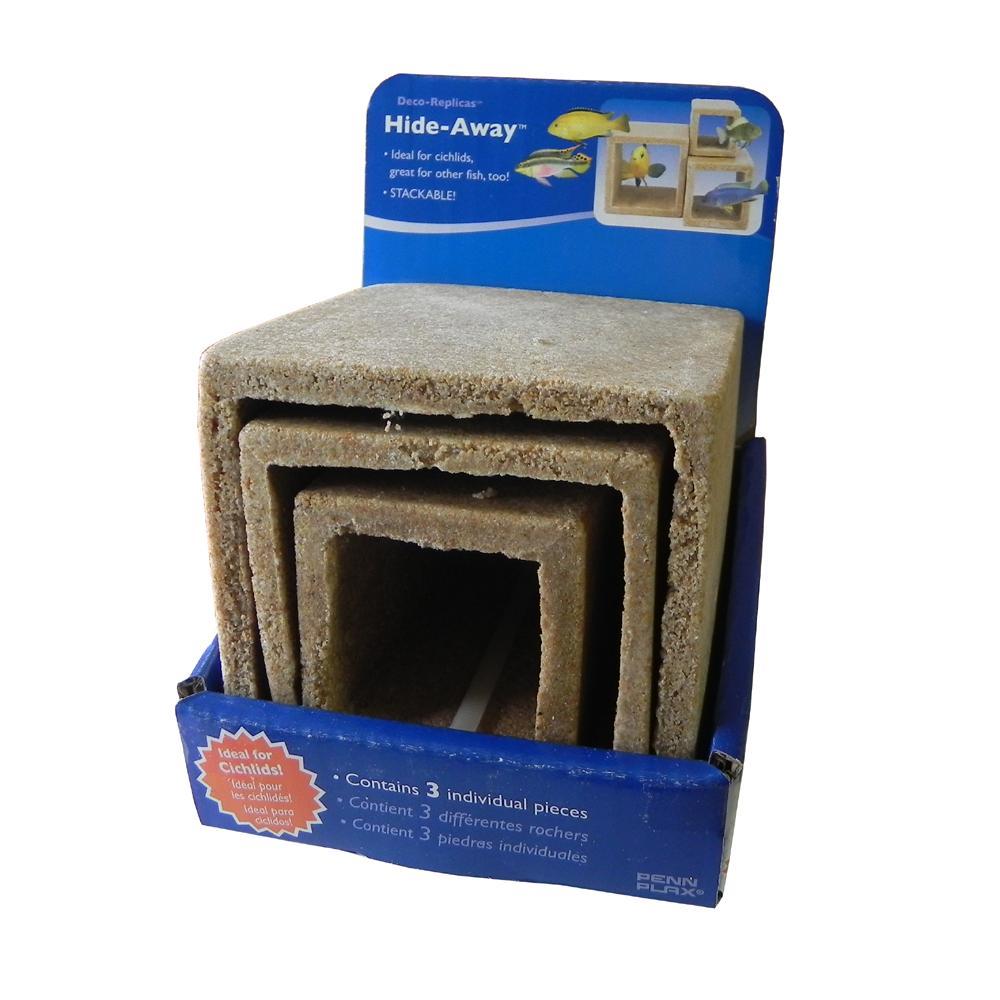 Deco-Replica Hide-Away Cubes 3 Pack