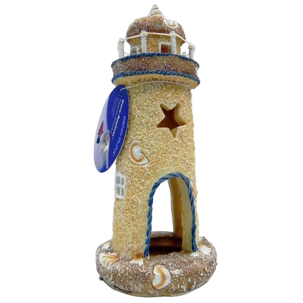 Lighthouse Aquarium Ornament Medium