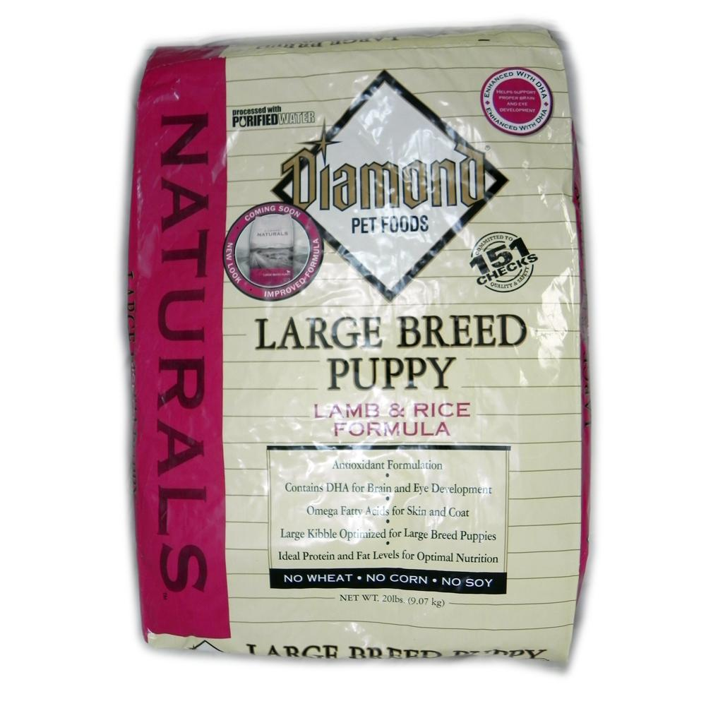 Diamond Natural Large Breed Puppy Dog Food