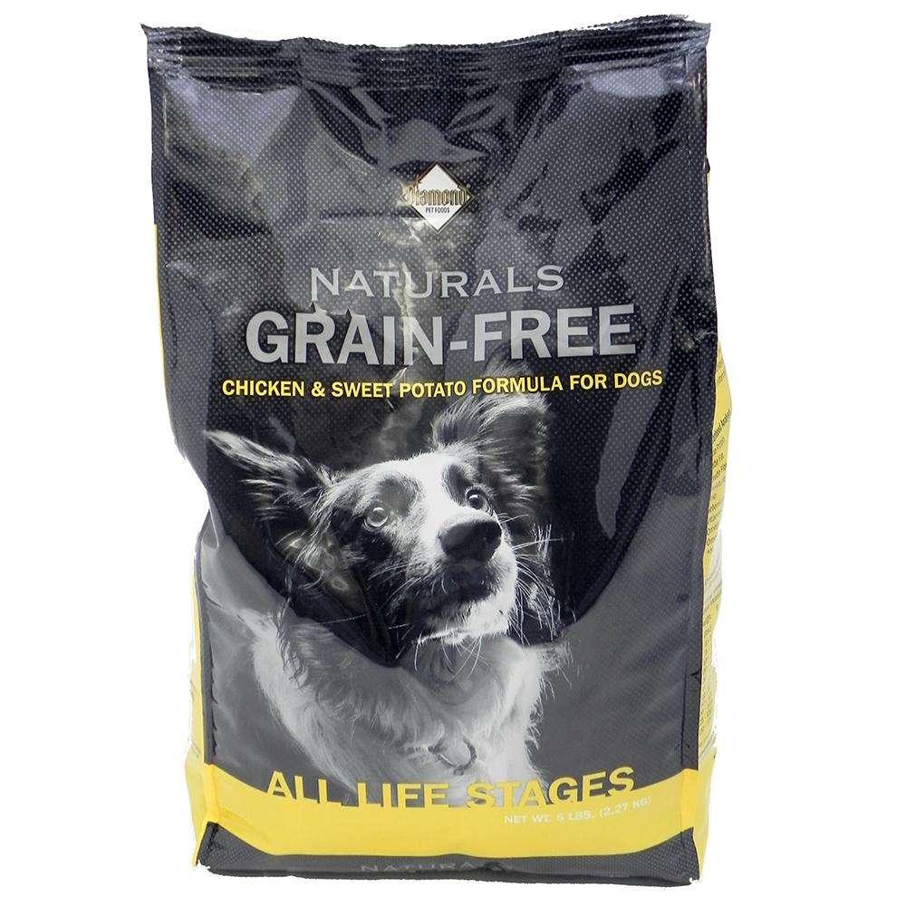 Diamond Naturals Grain Free Chicken 5lb