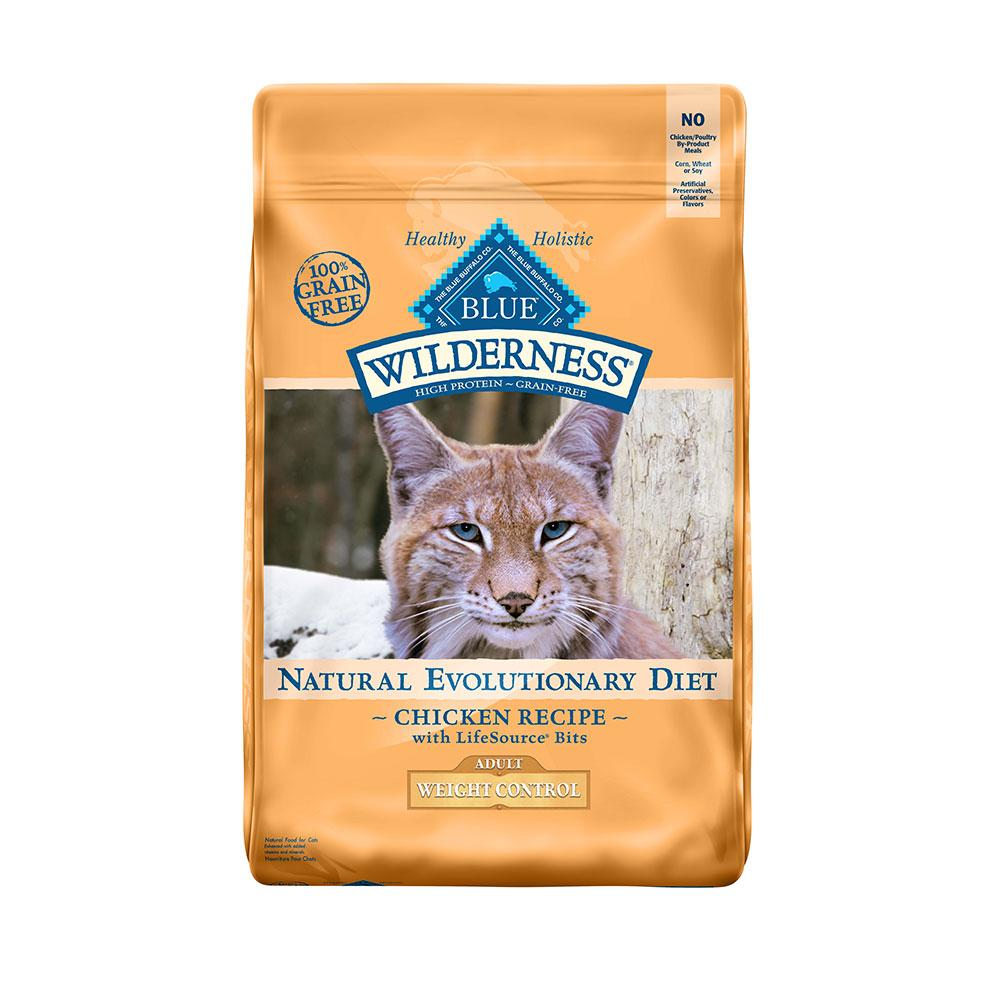 Blue Wilderness Cat Weight 11lb