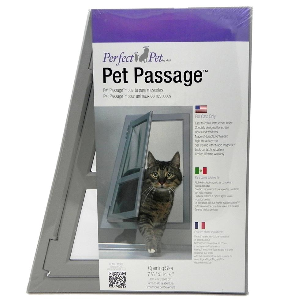 PerfectPet Pet Passage Pet Door for Screens