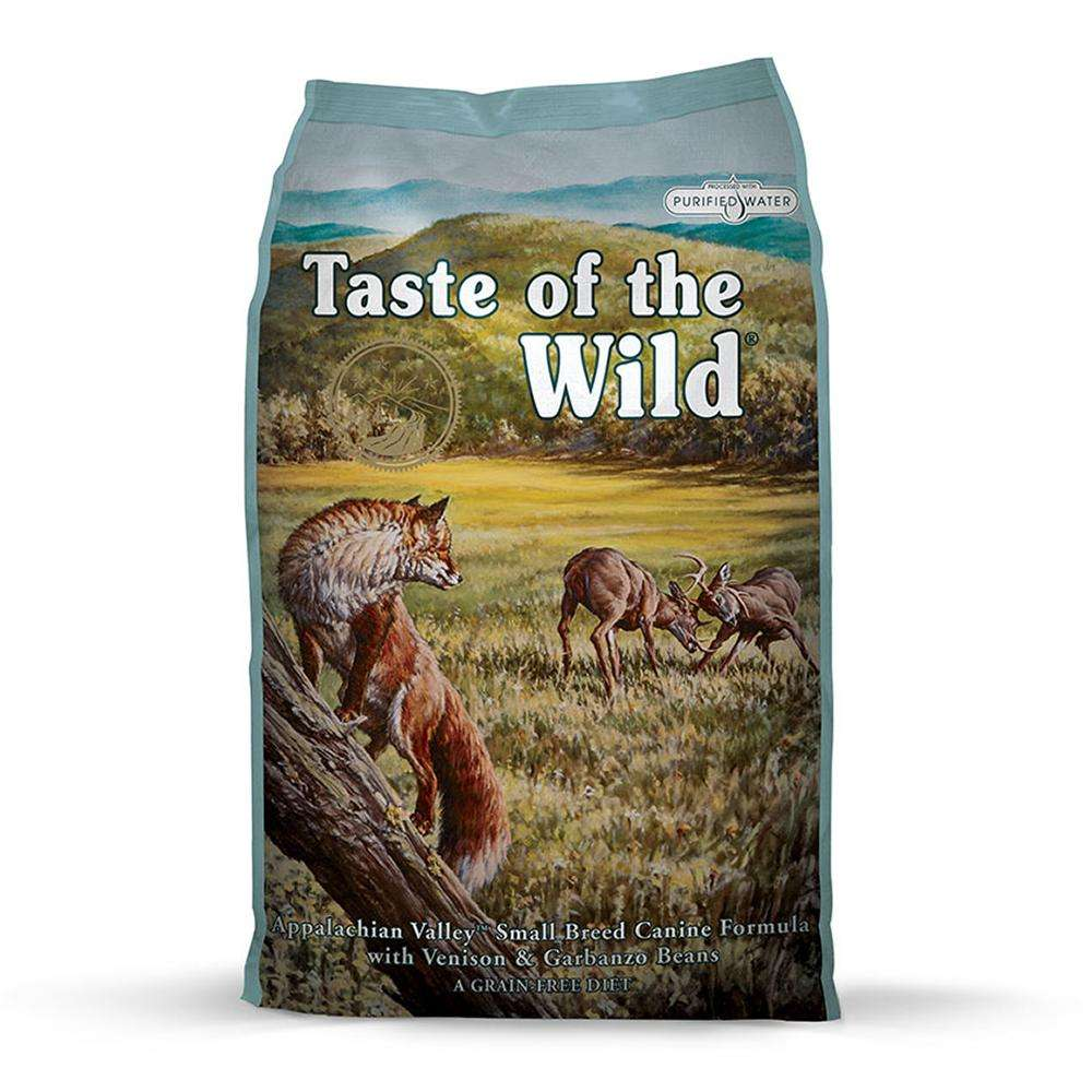 TOW Appalachian Valley Venison Small Breed Dog Food 5Lb.