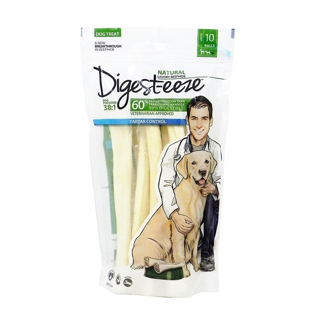 Digest-eeze Thin Rolls 8 inch 10 pack