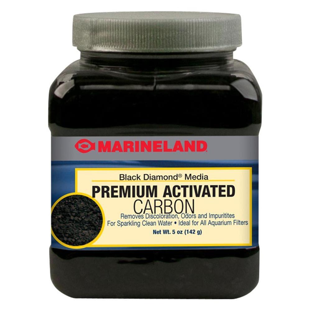 Black Diamond Activated Aquarium Carbon 5-oz. (142g)